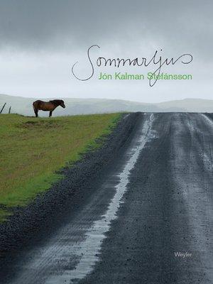 cover image of Sommarljus, och sen kommer natten