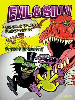 cover image of Evil & Silly