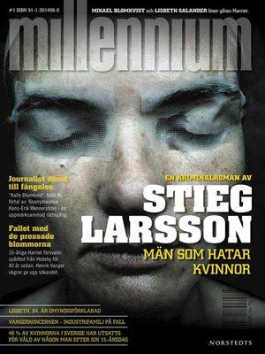 cover image of Män som hatar kvinnor