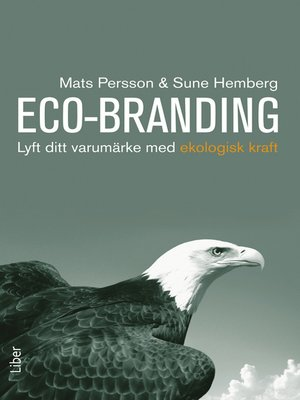 cover image of Eco-Branding