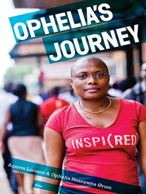 cover image of Ophelias journey