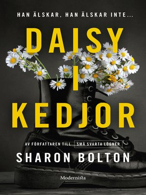 cover image of Daisy i kedjor