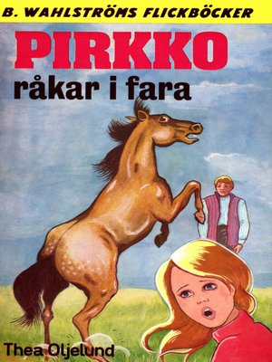 cover image of Pirkko 5--Pirkko råkar i fara