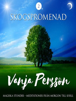cover image of Meditation – Skogspromenad