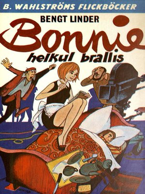 cover image of Bonnie 1--Bonnie, helkul brallis