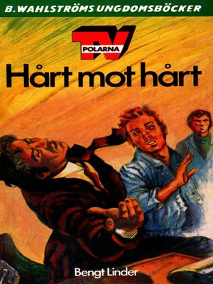 cover image of TV-polarna i Hårt mot hårt