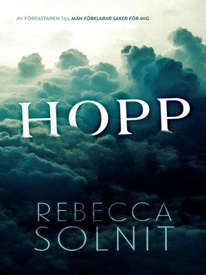 cover image of Hopp