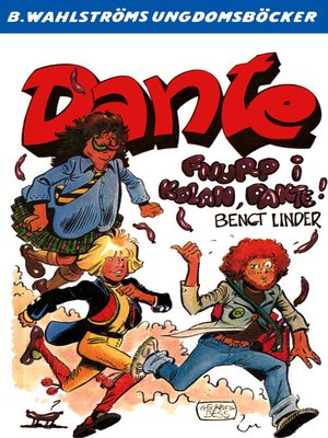 cover image of Dante 17--Fnurp i kolan, Dante
