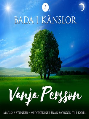 cover image of Meditation – Bada i känslor