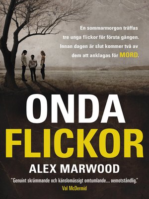 cover image of Onda Flickor