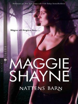 cover image of Nattens barn