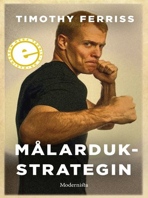 cover image of Målardukstrategin