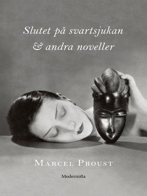 cover image of Slutet på svartsjukan och andra noveller