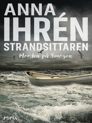 cover image of Strandsittaren (Morden på Smögen #1)