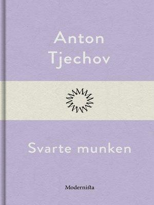 cover image of Svarte munken