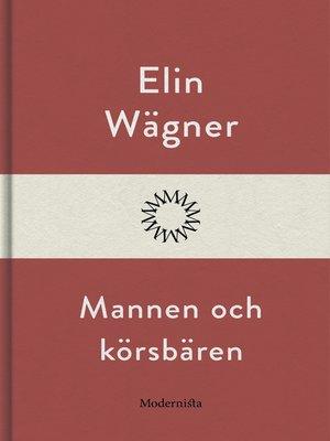 cover image of Mannen och körsbären