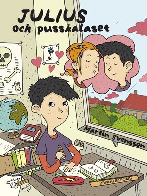 cover image of Julius och pusskalaset