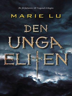 cover image of Den unga eliten (Första boken i Den unga eliten-trilogin)