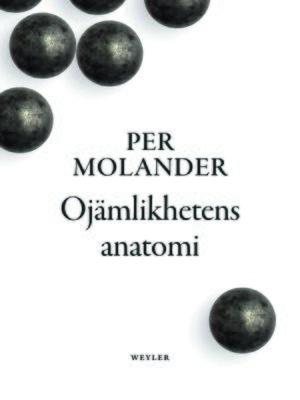 cover image of Ojämlikhetens anatomi