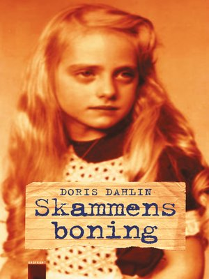 cover image of Skammens boning