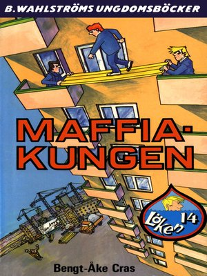 cover image of Löken 14--Maffia-kungen