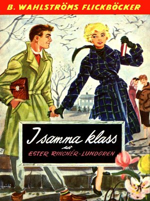 cover image of I samma klass