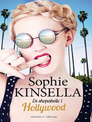 cover image of En shopaholic i Hollywood