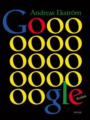 cover image of Google-koden