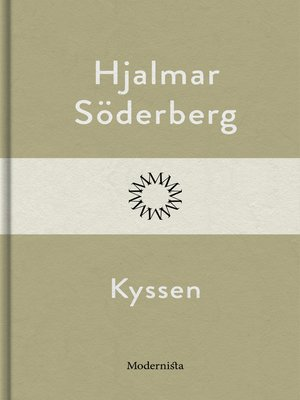 cover image of Kyssen