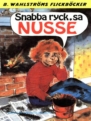 cover image of Nusse 5--Snabba ryck, sa Nusse