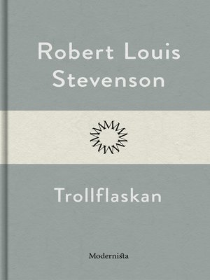 cover image of Trollflaskan
