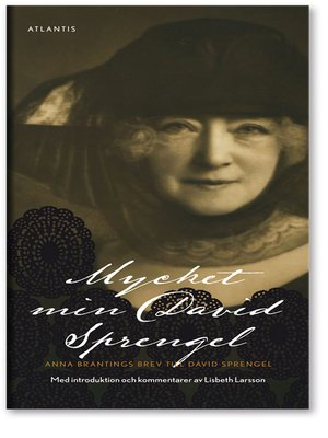 cover image of Mycket min David Sprengel
