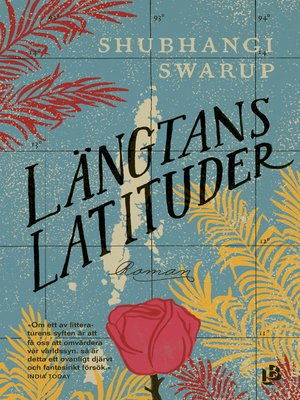 cover image of Längtans latituder