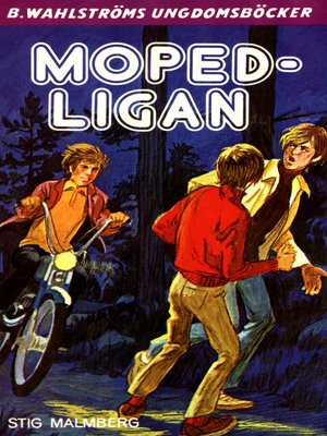 cover image of Moped-ligan
