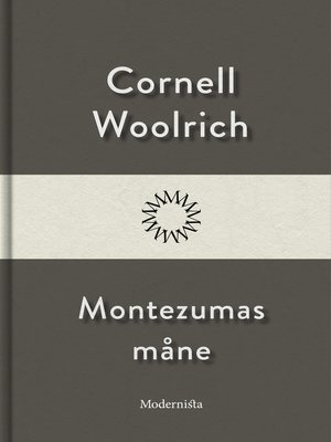 cover image of Montezumas måne