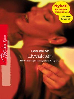 cover image of Livvakten