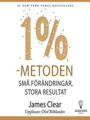 cover image of 1 %-metoden