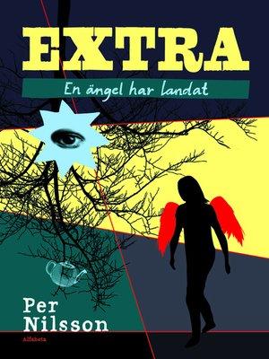cover image of Extra. En ängel har landat