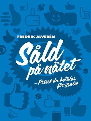 cover image of Såld på nätet