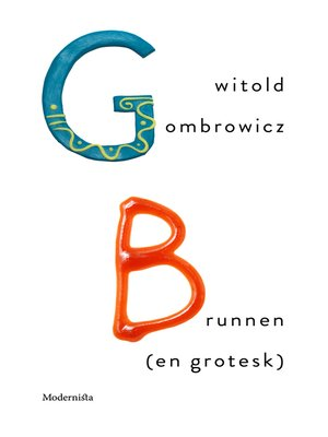 cover image of Brunnen (en grotesk)