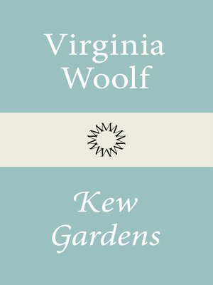 cover image of Kew Gardens