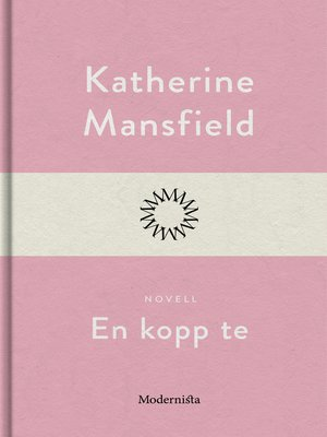 cover image of En kopp te