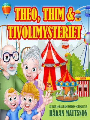 cover image of Theo, Thim & Tivolimysteriet