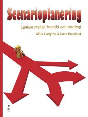 cover image of Scenarioplanering