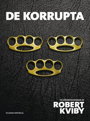 cover image of De korrupta