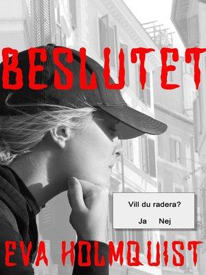 cover image of Beslutet