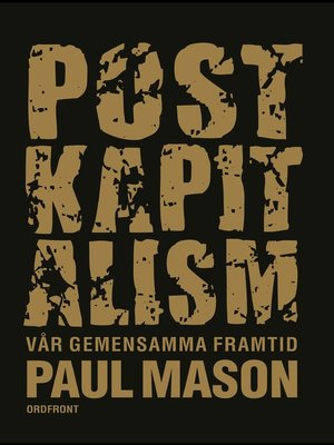 cover image of Postkapitalism