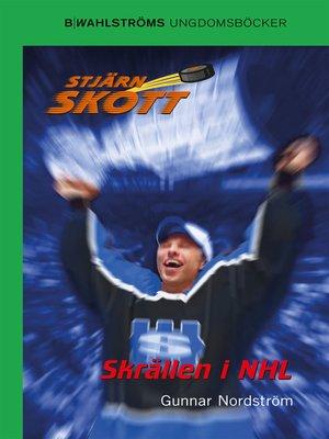 cover image of Stjärnskott 14--Skrällen i NHL