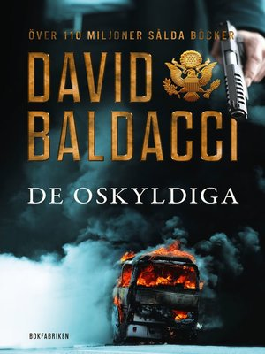 cover image of De oskyldiga
