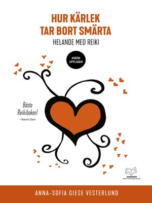 cover image of Hur kärlek tar bort smärta